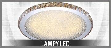 Stylowe i energooszczędne lampy LED. Nowoczesne i klasyczne style. Najwyższa jakość wykonania.
